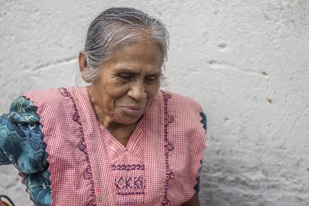 Making a sale - Mexico