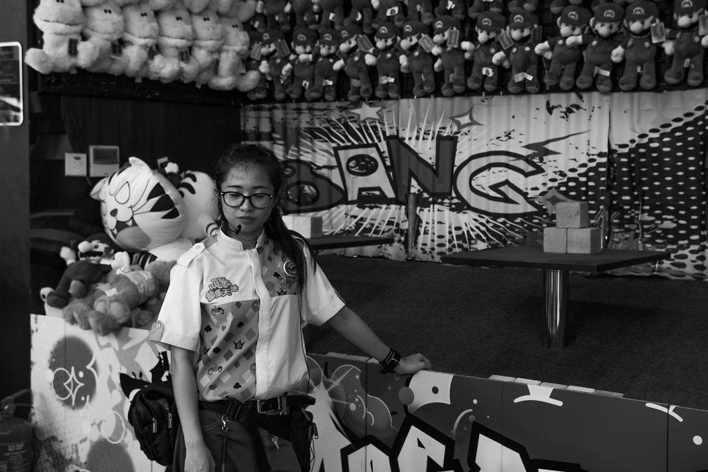 Hong Kong games