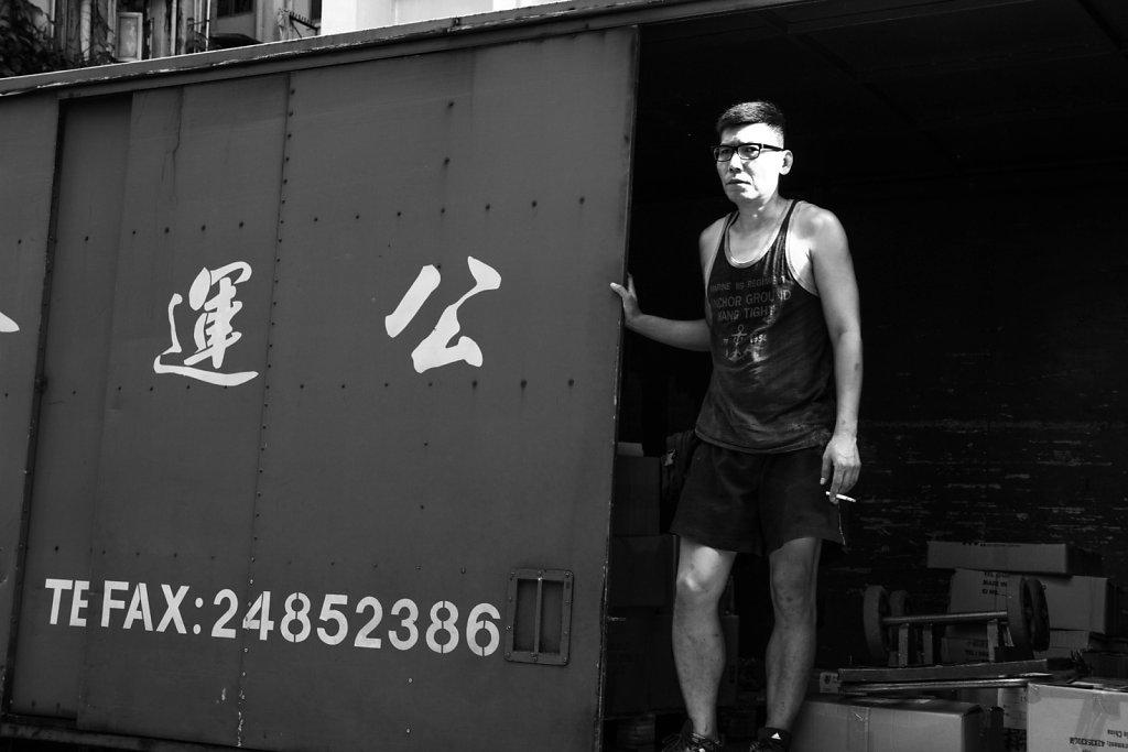 Hong Kong Delivery